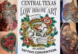 tattoo convention killeen tx central texas low brow art and tattoo convention