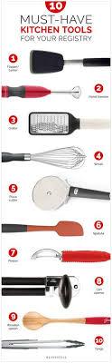 wedding registry tools level up baking equipment the essential wedding registry checklist