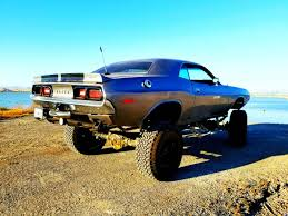 for sale 1972 challenger with a chevy v8 and 4 4 chassis u2013 engine