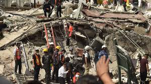 mexico city halloween mexico city earthquake at least 120 people dead time com