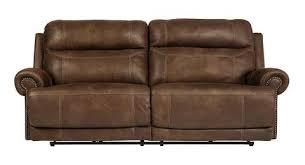 austere power reclining sofa austere power reclining sofa brown ruffs furniture