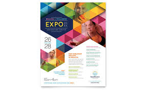 invitation flyer templates free health fair flyer template design