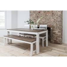 dining tables with benches and chairs with inspiration photo 6215