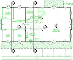 green building house plans pole barn house plans post frame flexibility