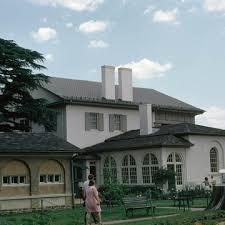 Arlington House Floor Plan Sah Archipedia
