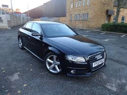 used audi used 2012 audi a4 tdi s line for sale in south woodford green