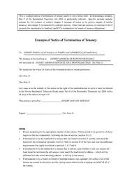 sample lease termination letter 8 best agreement letters images