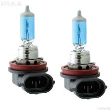 piaa h8 xtreme white plus twin pack halogen bulbs 18235 k