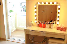 vanity dressing table with mirror mirror with lights for dressing table home design and decorating ideas