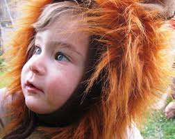 Lion Halloween Costume Toddler Lion Costume Etsy
