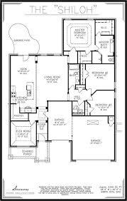 shiloh custom home builders simmons homes
