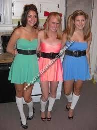 Good Halloween Costumes Blondes 25 Powerpuff Girls Costume Ideas