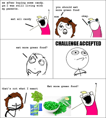 Challenge Accepted Memes - 14 funniest challenge accepted memes are here wittycrate