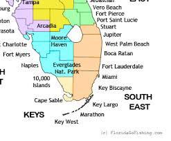 locations map florida go fishing