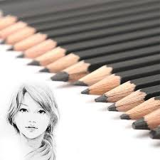 12 24pcs professional sketch pencil set u2013 born to sketch