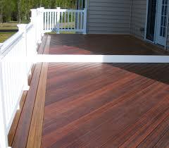 exterior design interesting trex decking with cozy dark hardwood