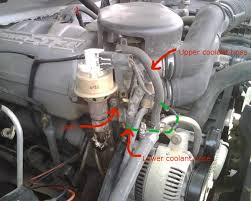 1995 ford f150 5 0 need help understanding 95 f 150 coolant system ford mustang