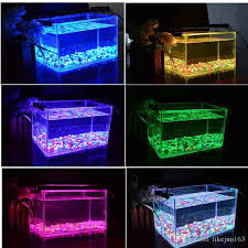 led aquarium lights for reef tanks 95cm extended to 113cm 25w rgb led aquarium light for fish reef tank