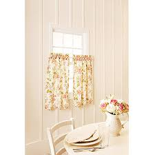 Better Homes And Garden Curtains Upc 080995435940 Better Homes And Gardens Lilac Print Kitchen
