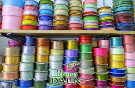 where to buy ribbon where to buy ribbons in malaysia green daun