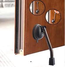 door stopper door stopper without nails holder stop hardware adsorption type