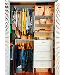 solutions for closet solutions and organization