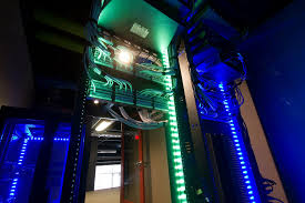 looking beyond the lights to the strategy in the server room
