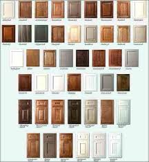 Styles Of Kitchen Cabinet Doors Cabinet Door Styles Pictures Warmupstudio Club