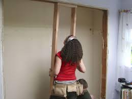 Sliding Closet Doors Installation How To Replace Sliding Closet Doors Hgtv
