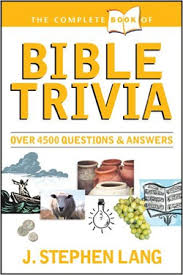 On His Blindness Questions And Answers True Or False Bible Trivia