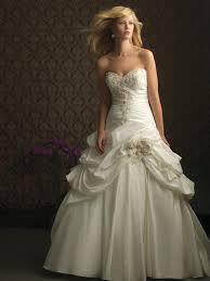 prima bella formals allure bridals 8752 taffeta ballgown wedding