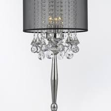 Small Crystal Table Lamp Stunning Crystal Table Lamps For Bedroom Gallery Awesome House