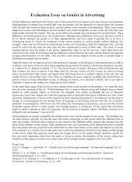 Example Of Good Argumentative Essay A Good Argument Essay