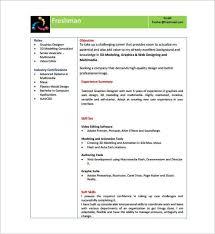 good resume format pdf resume template resume sles pdf free resume template format