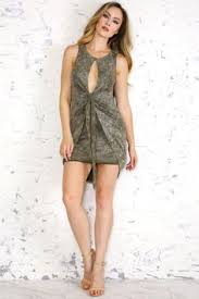 amazon camo dress bella hadid style top with ripped shoulder and