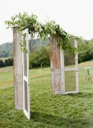 Wedding Arches Buy Homemade Wedding Arches Wedding Arch Using Doors And Screens