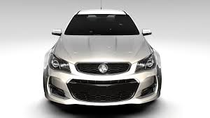 vauxhall vxr8 wagon 3d holden commodore ss v vf series ii 2017 cgtrader