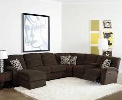 Lane Recliners Lane Grand Torino Casual Four Piece Power Sectional Sofa W Full