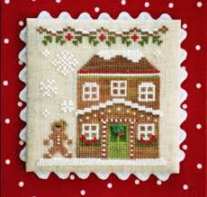 Country Cottage Cross Stitch Gingerbread House Five Is The Eighth Release In Country Cottage