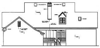 symmetrical house plans icf house plans e architectural design page 2