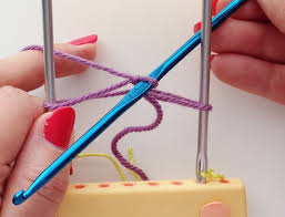 hairpin crochet how to make hairpin lace a craftsy tutorial