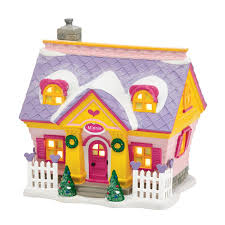 department 56 disney minnie s house lit