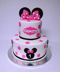 minnie mouse 1st birthday minnie mouse 1st birthday cake cakecentral