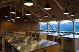 River Cottage Kitchen - gallery of river cottage hq satellite architects 5