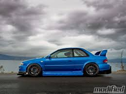 subaru impreza modified blue club subaru 3r view topic modified magazine