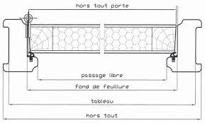dimension porte chambre conseils de pose de porte fabricant de portes portes coulissantes