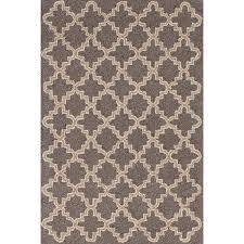 plain tin ivory wool micro hooked rug dash u0026 albert