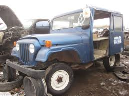jeep body for sale junkyard find 1972 am general dj 5b