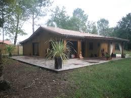 Maison En Bois Interieur Sanitoit Maisons Et Terrasses Bois