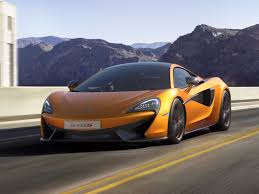 and lamborgini mclaren 570s sports series is here to challenge and
